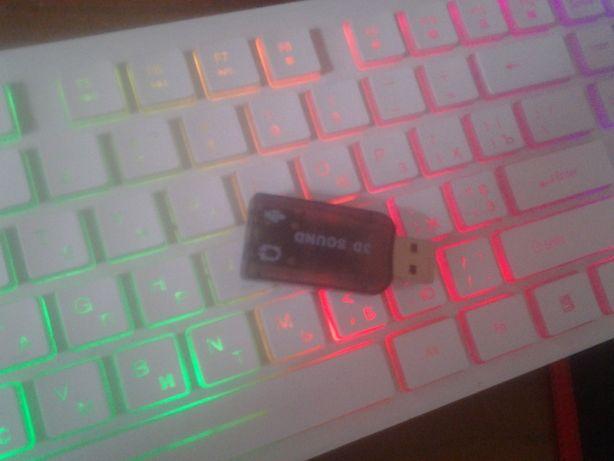 Звуковая карта Digital SB0220 для вашего Компьютера ноутбука usb