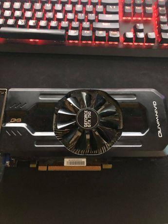 Gainward GeForce GTX 750 GS 2048M GDDR5 128BIT
