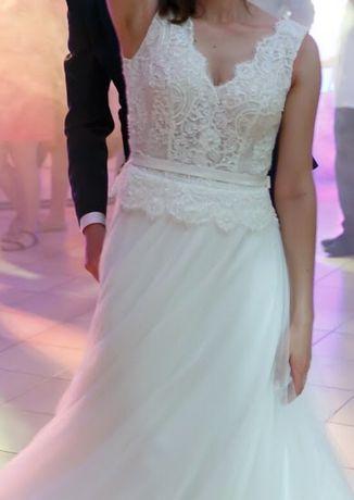 Suknia ślubna + gratis