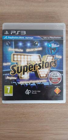 Gra Superstars TV PS3