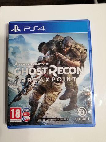 Gra ps4 Ghost Recon