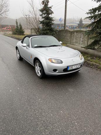 Mazda mx-5 NC 1.8 cabrio zamienię