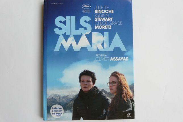 Sils Maria - film DVD oraz książka