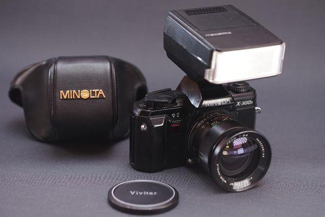 obiektyw Vivitar 28mm F2.5 mocowanie Minolta