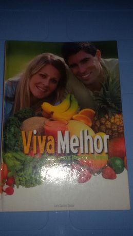 livro Viva Melhor