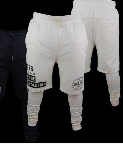Мужские спортивные штаны-шорты soulstar , м-л размер