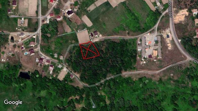 Продам власну земельну ділянку по близу м. Київ