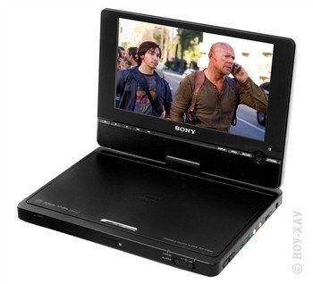 Переносной DVD-плеер Sony DVP-FX850