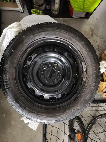 Felgi stalowe opony zimowe Hankook 16 Mazda Honda Ford Kia Volvo