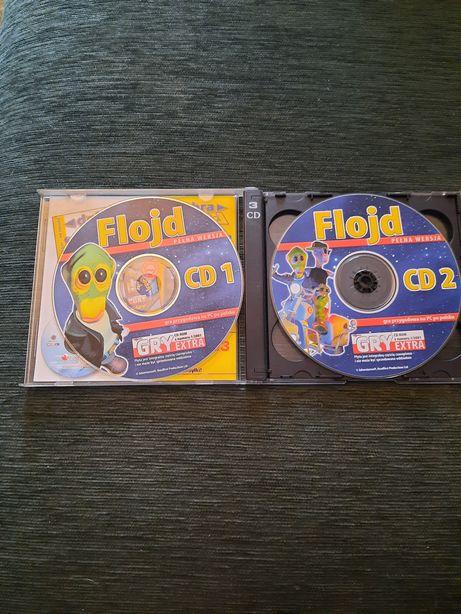 Flojd pełna wersja na dwóch płytach cd.