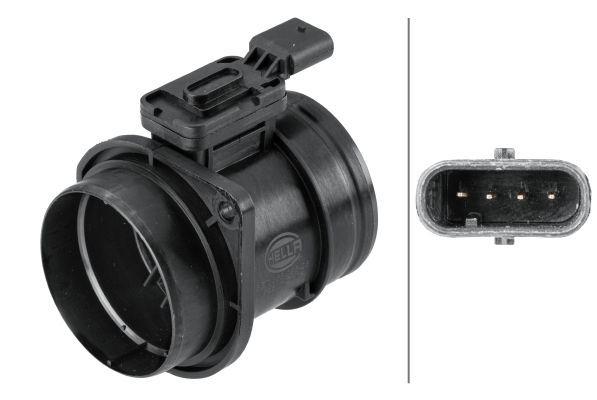 Sensor Medidor Massa de Ar Hella ( NOVO ) Audi, VW, Skoda, Seat Coronado (São Romão E São Mamede) - imagem 1