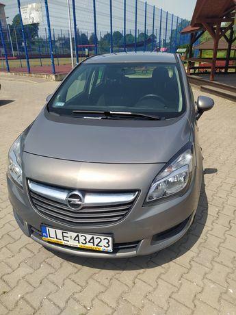 Opel Meriva 2016, 1,4 Turbo, LPG, 120KM