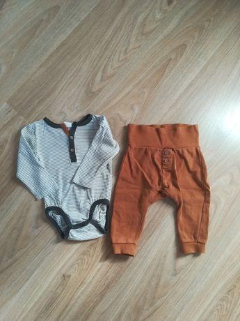 Body i spodnie