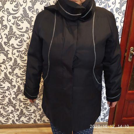 Пальто женское осень - теплая зима