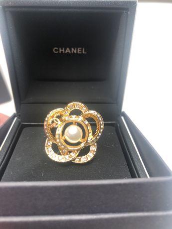 Кольцо Chanel vip gift Шанель