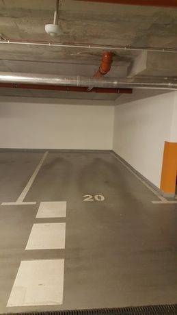 Wynajem miejsca parkingowego Mokotów