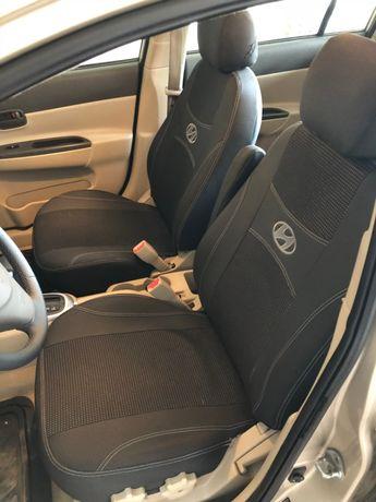Автомобильные чехлы Hyundai Accent 06-10 GETS GEELY CK