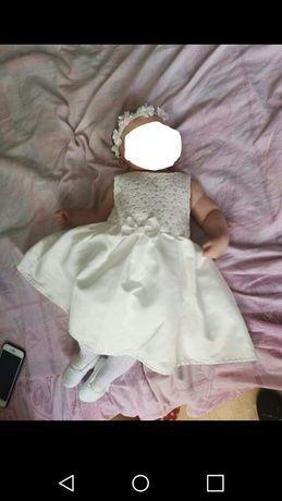 Sukienka/ ubranko do chrztu