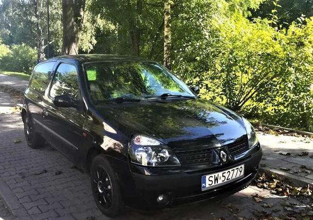 Renault Clio2 benzyna stan bardzo dobry bez korozji 2002 alufelgi