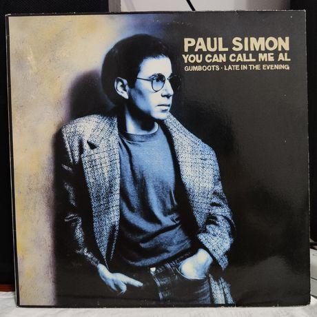 Paul Simon - you can call me al - maxi single - winyl - stan EX++