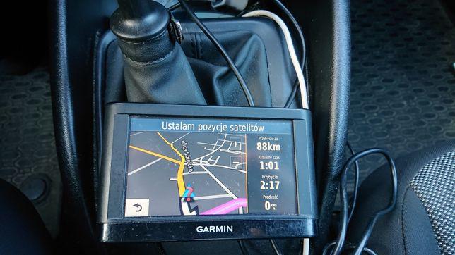 Nawigacja samochodowa GARMIN ponad 20map, dożywotnie aktualizowanie
