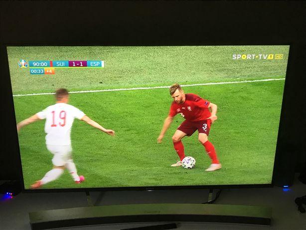 """Smart TV 4k ultra HD 55"""" sony"""