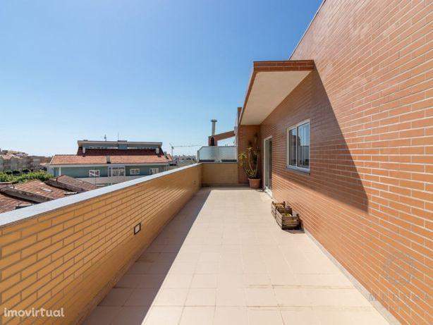 T3 Miramar - Ultimo piso - Praia