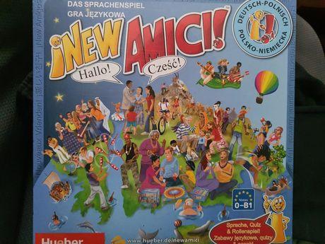 Gra językowa New Amici