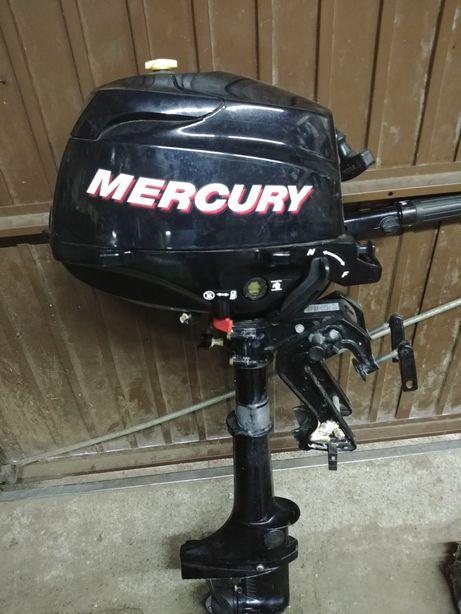 Silnik zaburtowy mercury 3.5 km stopa s czterosow