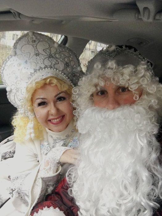 Дед Мороз на дом. Мороз и Снегурочка по мега-доступной цене! Николаев - изображение 1