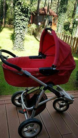Gondola czerwona do wózka Quinny speedi