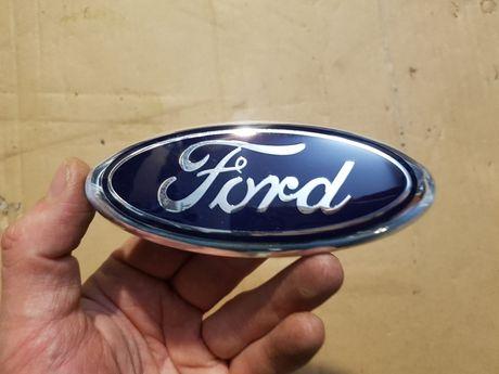 Nowy Emblemat klapy tył Ford Mondeo mk3 Fiesta mk6 oryg