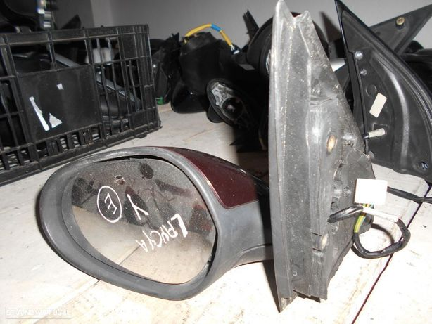Espelho retrovisor esquerdo e esquerdo Lancia Y