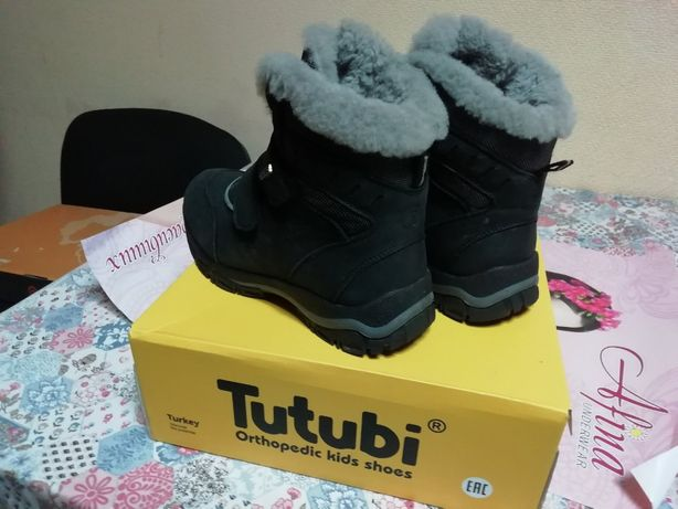 Зимние ботиночки Tutubi ( Турция) . р.38