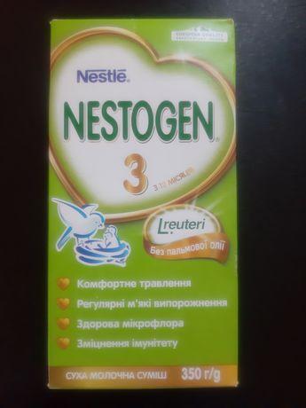Смесь Nestle Nestogen 3  350 г
