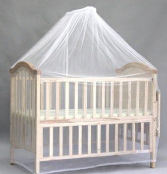 Кроватки+люли+балдахин для двойни или близнецов