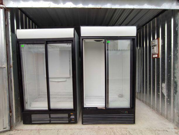 Холодильный шкаф LARGE Inter холодильная витрина широкий холодильник