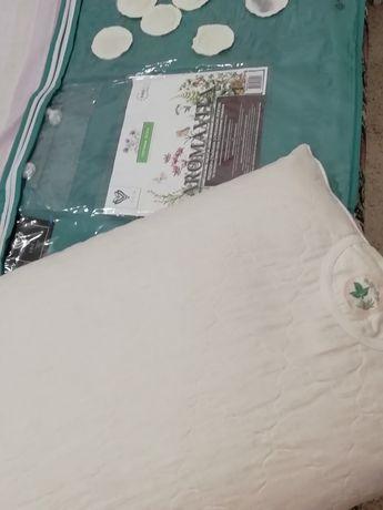 Продам ортопедическую подушку з гречаною лузгою