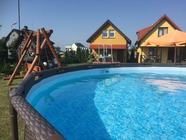 Łeba-Nowęcin Willa Wenus ,domki, pokoje, ,apartament 100m2