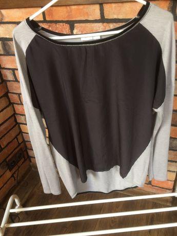 Bluzka czarno szara firmy PROMOD