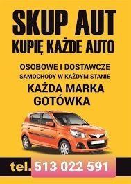 Najlepsze cenny skup aut 24h 7dni