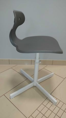 fotelik krzeslo IKEA dla dzieci , idealne do nauki zdalnej