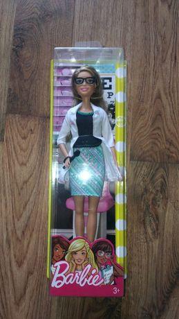Lalka Barbie Okulistka NOWA