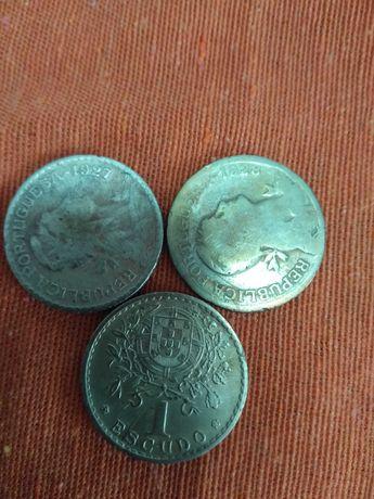 Venda de moedas antigas