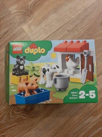 Lego duplo 10870 - zwierzątka hodowlane