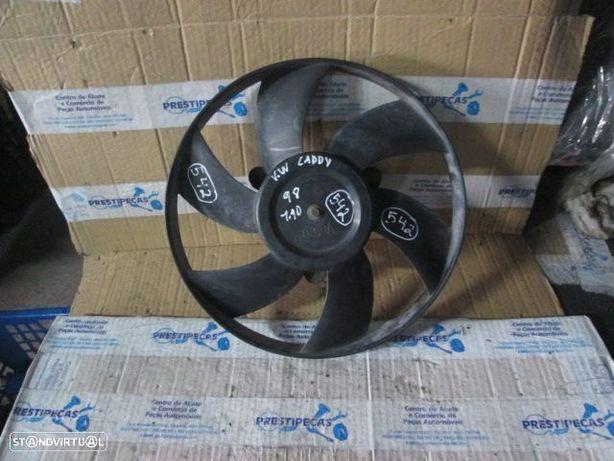 Ventilador REF542 VW / CADDY / 1998 / 1.9 D / VALEO /