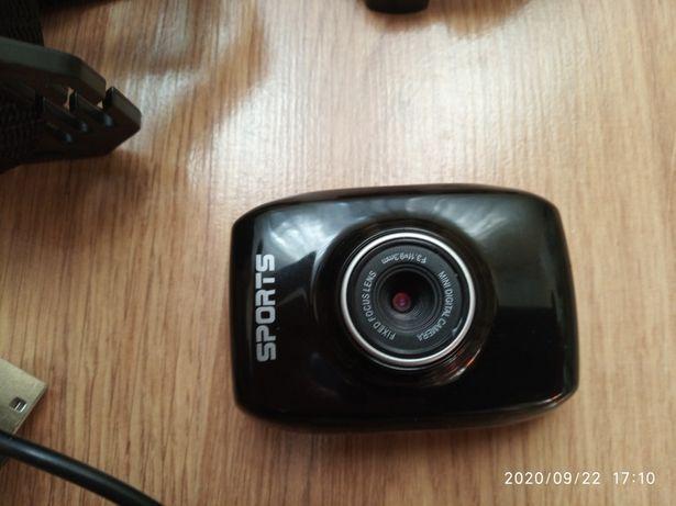 Mini digital camera sports