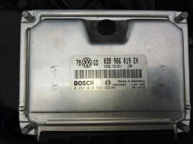 Электро Блок управление двигателем VW Passat B5