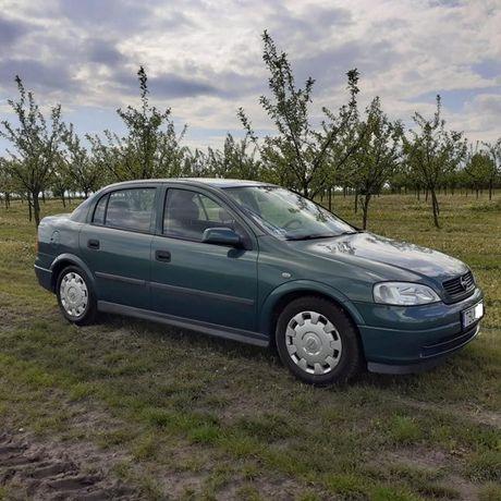 Opel Astra G 1.6 8v 2002 Sedan 2 kpl. Opon Salon Polska Przegląd 05.22