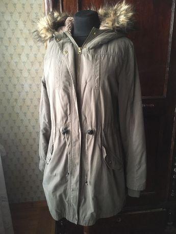 """Пальто-куртка-парка-ветровка Oasis """"2 в 1"""" (весеннее/осеннее/зимнее)^5"""